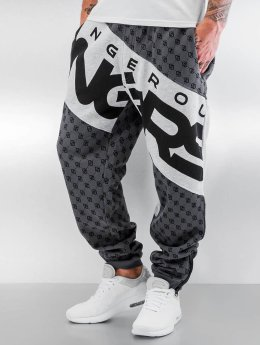Dangerous DNGRS Sweat Pant Toco gray