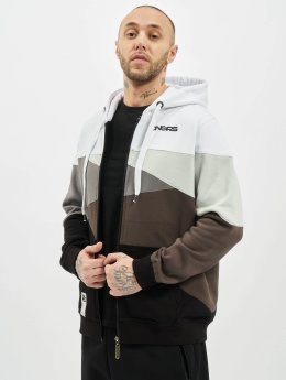 Dangerous DNGRS Zip Hoodie Limited Edition II white