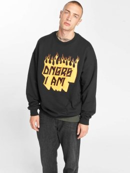 Dangerous I AM Pullover Mizuchi black