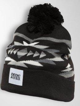 DEDICATED Winter Hat Jacquard Arizona black