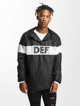 DEF Makani Windbreaker black