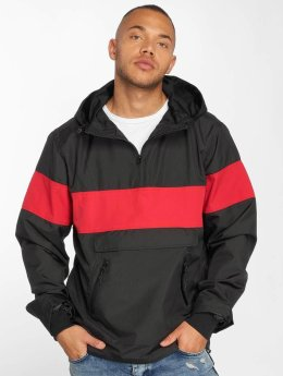 DEF Flux Windbreaker Black
