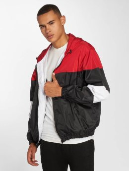 DEF Akko Windbreaker Red/Black/White