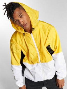 DEF Lod Windbreaker Yellow/White/Black