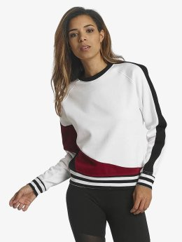 DEF Pullover Ember Sweat white