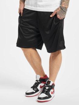 DEF Row Mesh Shorts Black