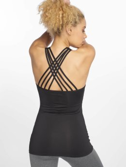 DEF Sports Tank Tops Talvi  black