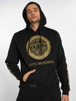 Deus Maximus Hoodie Nemeos black