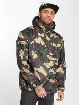 Dickies Lightweight Jacket Centre Ridge camouflage