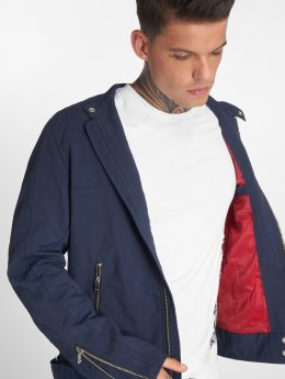 Diesel Lightweight Jacket J-Street Transition blue