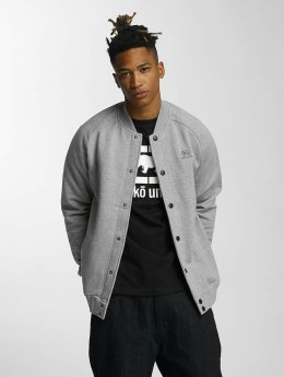 Ecko Unltd. College Jacket Slobodan gray