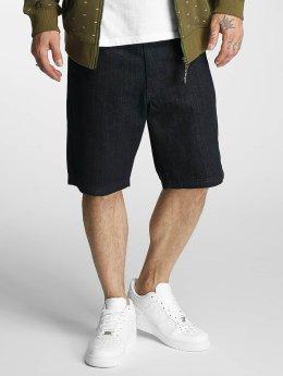 Ecko Unltd. Dagoba Jeans Shorts Raw Blue