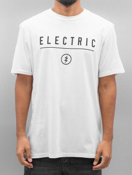 Electric Corp Idendity T-Shirt White