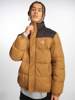 FILA Puffer Jacket Urban Line Raith brown