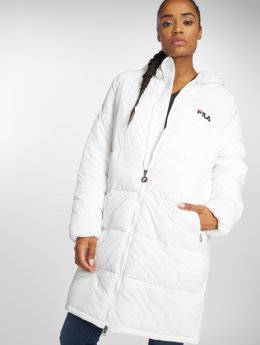 FILA Puffer Jacket Urban Line Zia white