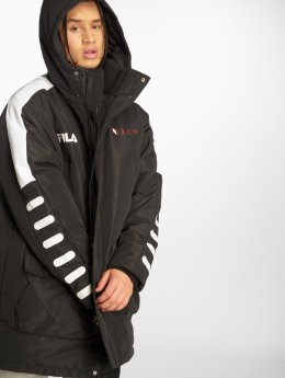 FILA Winter Jacket Urban Line Verlin Padded Coach black