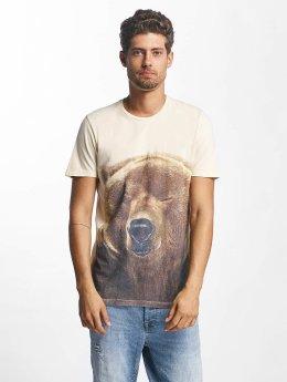 French Kick T-Shirt Giligili beige