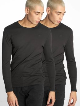 G-Star Longsleeve Base black