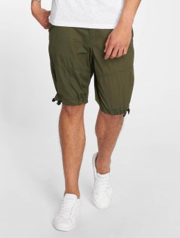 G-Star Rovic-B DC Premium Twill Loose 1/2 Shorts Dk Bronze/Green