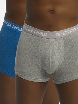 G-Star Underwear Classic Trunk 2 Pack blue