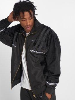 Grimey Wear Lightweight Jacket Nemesis  black