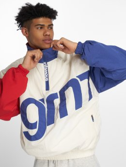Grimey Wear Lightweight Jacket Flamboyant white