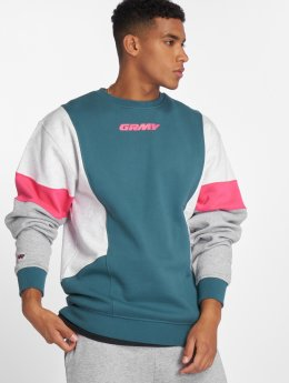 Grimey Wear Pullover Nemesis green