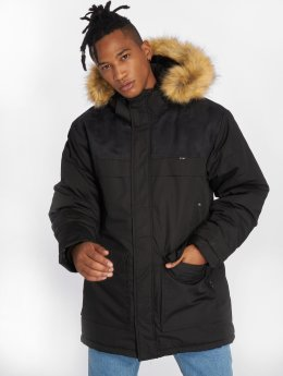 Grimey Wear Winter Jacket Pamir Peaks black