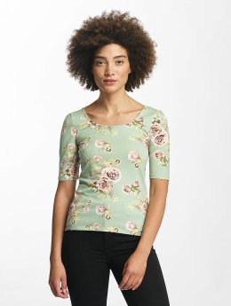 Hailys Longsleeve Rachel Flower green