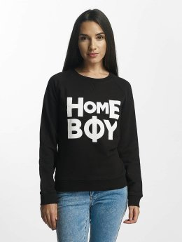 Homeboy Pullover Berlin black