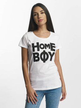 Homeboy T-Shirt Paris white