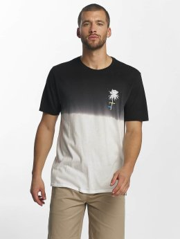 Hurley Trajectory Dip T-Shirt White/Black