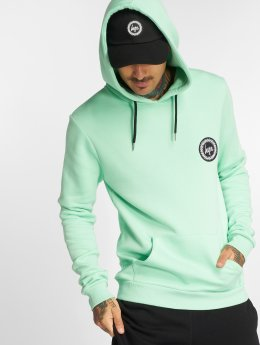 HYPE Hoodie Crest green