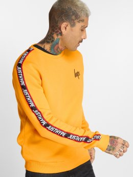 HYPE Pullover Taylor Tape orange