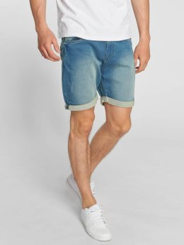 Indicode Short Dyoll blue