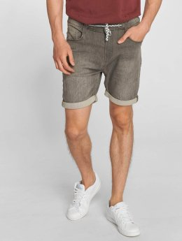 Indicode Short Dyoll gray