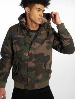 Jack & Jones Bomber jacket jorNew Bento camouflage