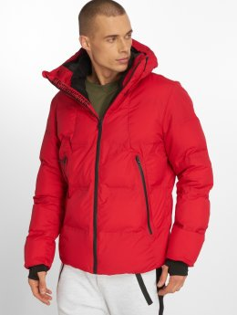 Jack & Jones Bomber jacket jcoIce red