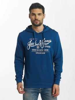 Jack & Jones Hoodie jorSlack blue