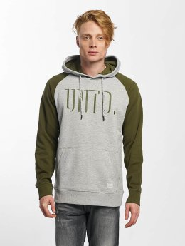 Jack & Jones jcoMax Hoody Light Grey Melange