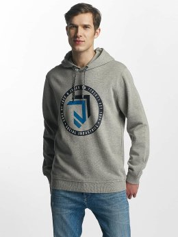 Jack & Jones jcoLano Sweat Hoody Light Grey Melange