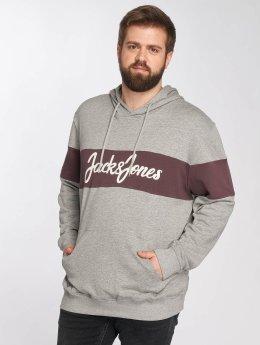 Jack & Jones Hoodie  jorGold gray