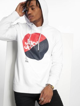 Jack & Jones Hoodie jcoLogan white