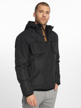 Jack & Jones Lightweight Jacket jcoNew Flicker black