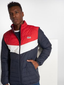 Jack & Jones Lightweight Jacket jorBend Stand Collar red