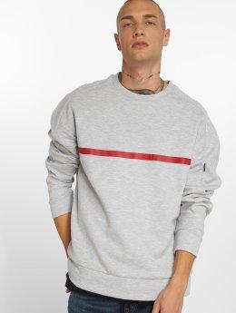 Jack & Jones Pullover jcocLean gray