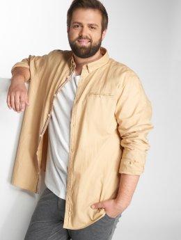 Jack & Jones Shirt jorGreg One Pocket beige