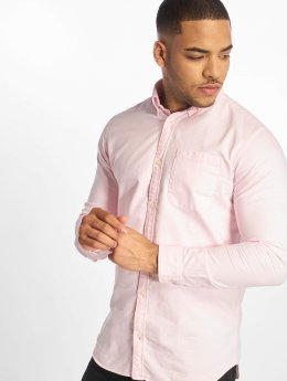 Jack & Jones Shirt jjeOxford pink