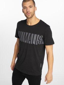 Jack & Jones T-Shirt Jcokarl black