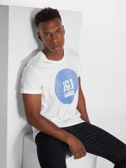 Jack & Jones T-Shirt Jcovincents Camp white